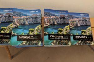 Kroatien Reiseveranstalter, Kataloge von Meersicht